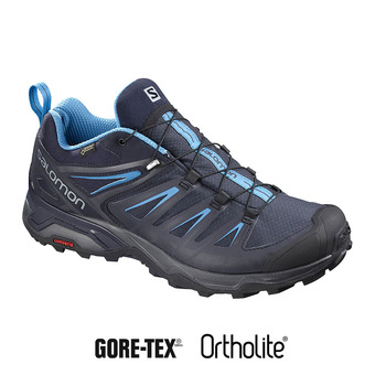 Zapatillas de senderismo hombre X ULTRA 3 GTX® graphite/night sky
