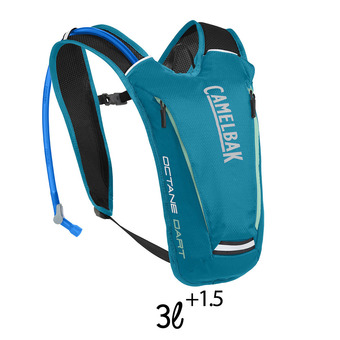 Sac à dos d'hydratation 3+1.5L OCTANE DART teal/ice green