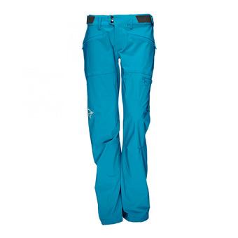 Pantalón mujer FALKETIND FLEX™1 blue moon