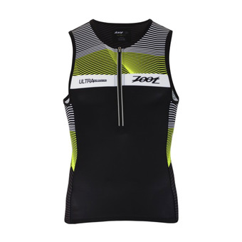 Maillot 1/2 zip trifonction homme ULTRA TRI ultra '18