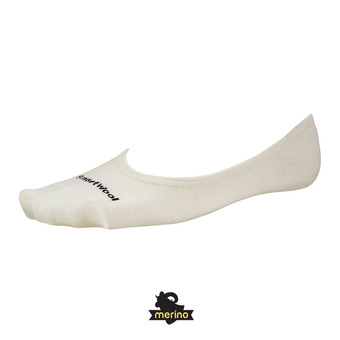 Socquettes homme NO SNOW natural heather