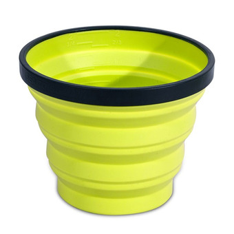 Taza X-CUP verde