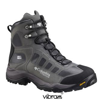 Chaussures homme DASKA PASS III TITANIUM black/white