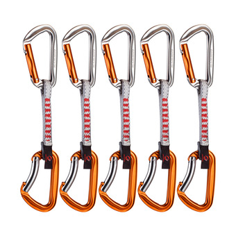 Pack de 5 cinta exprés WALL KEY LOCK straight gate/bent gate silver/orange