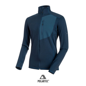 Polaire homme ACONCAGUA LIGHT ML jay melange
