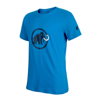 Tee-shirt MC homme MAMMUT LOGO imperial/jay