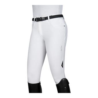 Pantalon siliconé femme LORY blanc