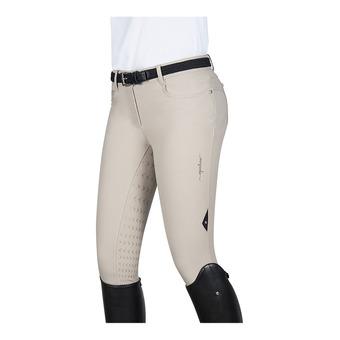 Pantalon fond de peau siliconé femme NELLY beige