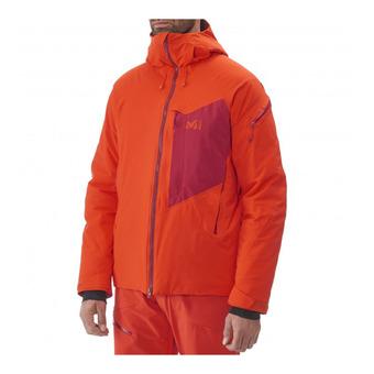 Veste homme ATTU GTX® STRETCH orange