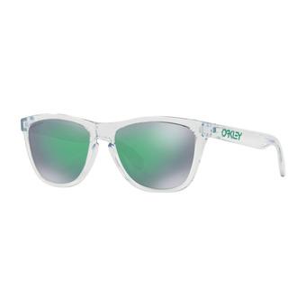 Lunettes de soleil FROGSKINS crystal clear/prizm jade