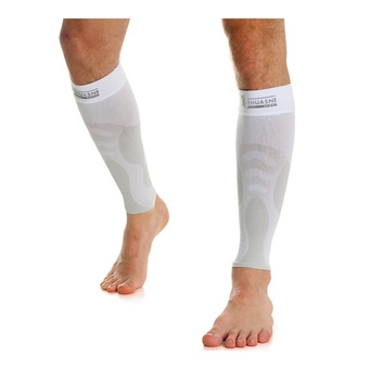 Manchons de compression homme UP' blanc