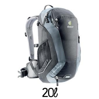 Mochila 20L  BIKE ONE negro/titanio