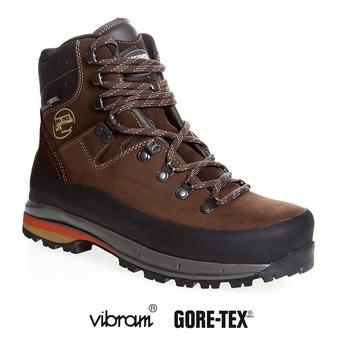 Zapatillas de senderismo hombre VAKUUM GTX dunkelbraun