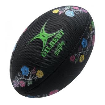 Ballon de beach rugby BEACH T.4 black