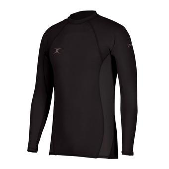 Camiseta térmica hombre ATOMIC negro