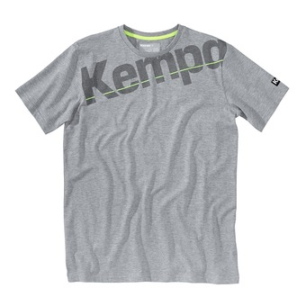 Tee-shirt homme CORE gris chiné