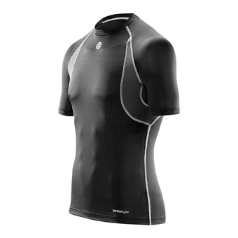 Camiseta térmica hombre CARBONYTE black