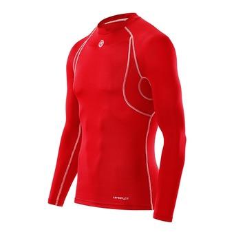 Camiseta térmica hombre CARBONYTE red