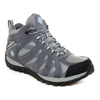 Chaussures femme REDMOND™ MID light grey/sky blue