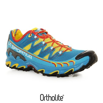 Chaussures de trail homme ULTRA RAPTOR yellow/blue