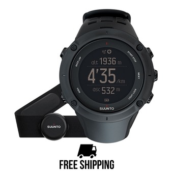 Orologio AMBIT3 PEAK HR nero
