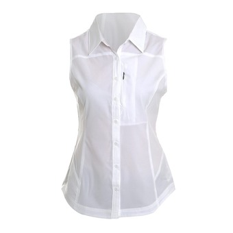 Chemise sans manches femme SILVER RIDGE™ II white