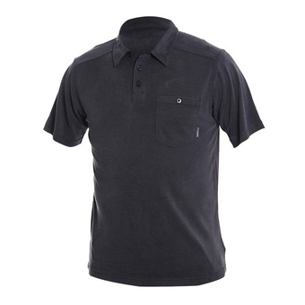 Polo MC homme SUN RIDGE™ II black
