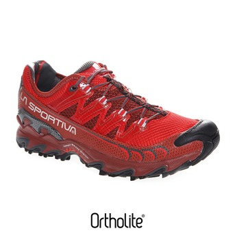 Chaussures de trail homme ULTRA RAPTOR rust/red