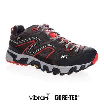 Chaussures randonnée homme SWITCH LOW GTX® castlerock/rouge