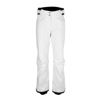 Pantalon de ski femme ST ANTON white