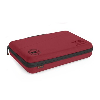 Housse de rangement + batterie LARGE POWER CAPXULE burgundy red