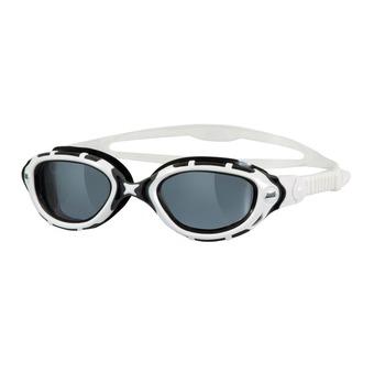 Gafas de natación PREDATOR FLEX smoked/white/black