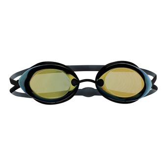 Lunettes de natation TRACER RACING MIRRORED metal fire