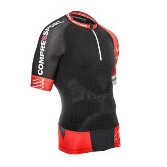 Camiseta hombre TRAIL RUNNING SHIRT V2 black