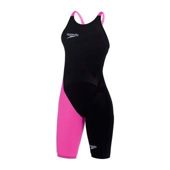 Traje mujer FASTSKIN® LZR RACER ELITE 2 black/pink