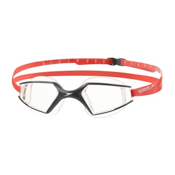 Gafas de natación AQUAPULSE MAX 2 black/clear