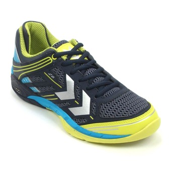 Chaussures handball homme OMNICOURT Z6 dress blue/atomic blue/white