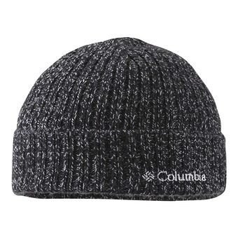 Gorro COLUMBIA™ WATCH CAP II black/white marled