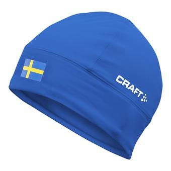 Gorro térmico NATION blue/Sweden