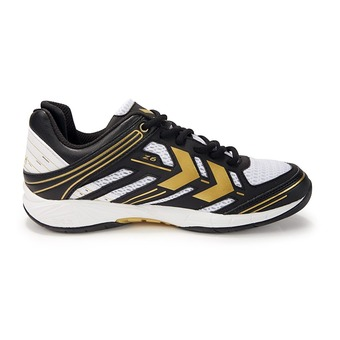 Chaussures handball homme TROPHY Z6 noir/or