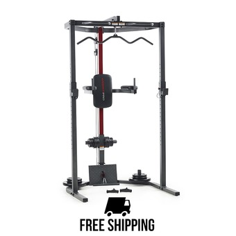 Chaise romaine WEIDER PRO POWER RACK