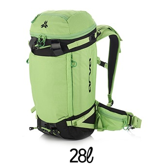 Sac à dos FREERANDO 28L green/black