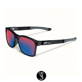 Gafas de sol CATALYST black ink/positive red iridium®