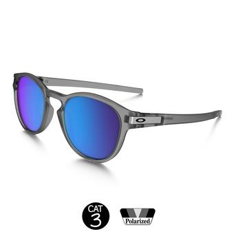 Gafas de sol polarizadas LATCH matte grey ink/sapphire iridium®