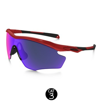 Gafas de sol M2 FRAME XL redline/positive red iridium®