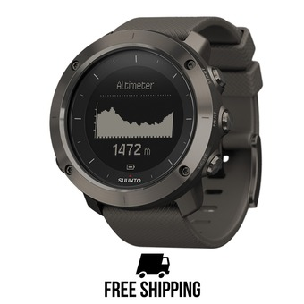 Montre TRAVERSE GPS graphite