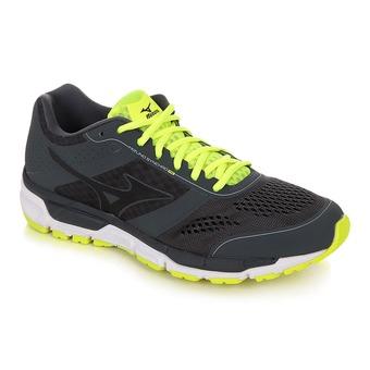 Zapatillas de running hombre SYNCHRO MX dark shadow/black/safety yellow