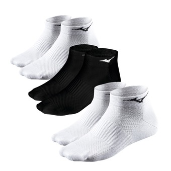 Pack de 3 pares de calcetines TRAINING MID white/white/black