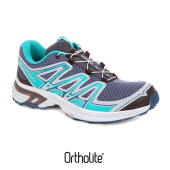 Chaussures trail femme WINGS FLYTE 2 slate blue/light onix/teal blue f