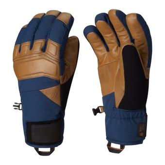 Gants de ski homme SNOJO hardwear navy
